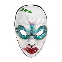 Payday 2 Clover Maske