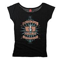 Phantastische Tierwesen - Girlie Shirt Magischer Koffer
