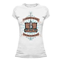 Phantastische Tierwesen - Girlie Shirt Wand Case