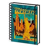 Phantastische Tierwesen - Notizbuch The Witch's Friend