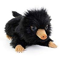 Phantastische Tierwesen - Plüschfigur Baby Niffler Schwarz