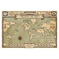 Phantastische Tierwesen - Poster Mappa Mundi