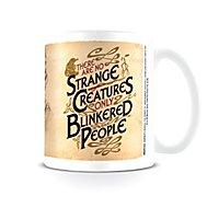 Phantastische Tierwesen - Tasse Strange Creatures