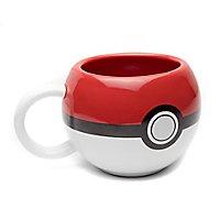 Pokémon - 3D Tasse Pokéball