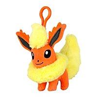 Pokémon - Plüsch Schlüsselanhänger Flamara