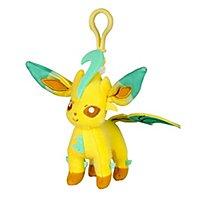 Pokémon - Plüsch Schlüsselanhänger Folipurba