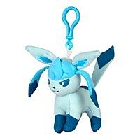 Pokémon - Plüsch Schlüsselanhänger Glaziola