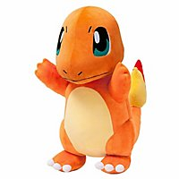 Pokémon - Riesen-Plüschfigur Glumanda