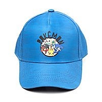 Pokémon - Sun & Moon Curved Bill Cap