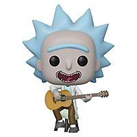Rick and Morty - Tiny Rick mit Gitarre Funko POP! Figur