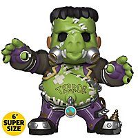 Overwatch - Roadhog Junkenstein's Monster Super Size Funko POP! Figur (Exclusive)