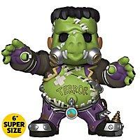 Overwatch - Roadhog Junkenstein's Monster Super Size Funko POP! Figur (Exclusive)