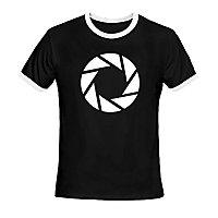 Portal 2 - T-Shirt Aperture Symbol