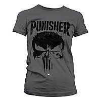 Punisher - Girlie Shirt Schädel