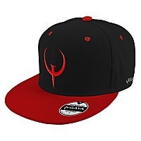 Quake - Snapback Cap Logo