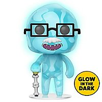 Rick and Morty - Dr. Xenon Bloom (nachtleuchtend) Funko POP! Figur