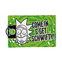 Rick and Morty - Fußmatte Get Schwifty