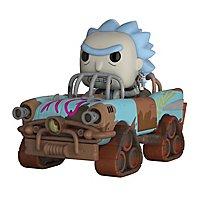 Rick and Morty - Mad Max Rick Funko POP! Ride Figur