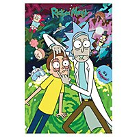 Rick and Morty - Poster Watch