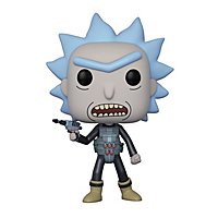 Rick and Morty - Prison Escape Rick Funko POP! Figur