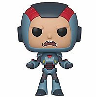 Rick and Morty - Purge Suit Morty Funko POP! Figur