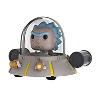 Rick and Morty - Rick´s Ship Funko POP! Figur (Exclusive)