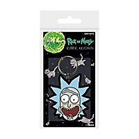 Rick and Morty - Schlüsselanhänger Rick