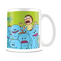 Rick and Morty - Tasse Mr. Meeseeks