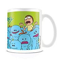 Rick and Morty - Tasse Mr. Meeseeks