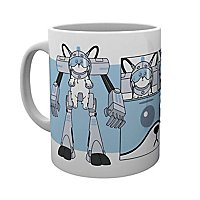 Rick and Morty - Tasse Snowball