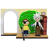 "Rick & Morty - Bauset ""Evil Rick and Morty"""
