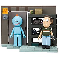 "Rick & Morty - Bauset ""Smith Family Garage Rack"""
