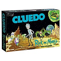 Rick & Morty - Cluedo Rick & Morty