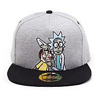 Rick & Morty - 'Open Your Eyes' Snapback Cap