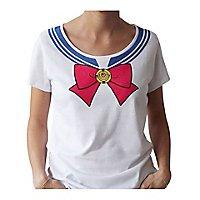 Sailor Moon - Girlie Shirt Sailor Moon Cosplay
