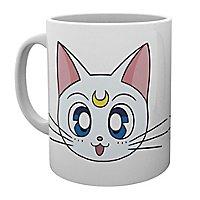 Sailor Moon - Tasse Luna & Artemis