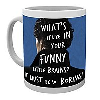 Sherlock - Tasse What's It Like
