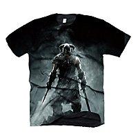 Skyrim - T-Shirt Drachenblut