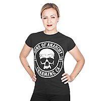 Sons of Anarchy - Girlie Shirt Seal