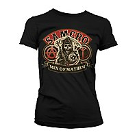 Sons of Anarchy - Girlie Shirt Men of Mayhem