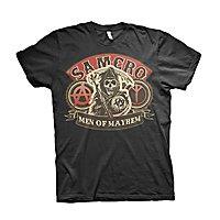 Sons of Anarchy - T-Shirt Men of Mayhem