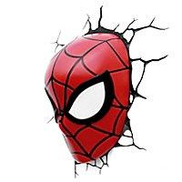 Spider Man - 3D Wandleuchte Spider Man