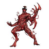 Spider-Man - Dekofigur Carnage Marvel Now! ARTFX+ 1/10