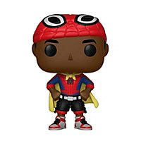 Spider-Man - Into The Spiderverse - Miles Morales Funko POP! Wackelkopf Figur