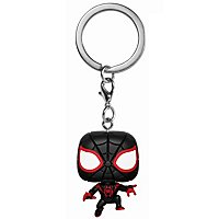 Spider-Man - Into The Spiderverse - Miles Morales Pocket POP! Schlüsselanhänger