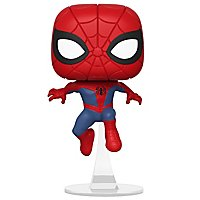 Spider-Man - Into The Spiderverse - Peter Parker Funko POP! Wackelkopf Figur