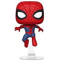 Spider-Man - Into The Spiderverse - Peter Parker Funko POP! Wackelkopf Figur