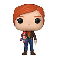 Spider-Man - Mary Jane Funko POP! Wackelkopf Figur aus Spider-Man Game