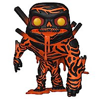 Spider-Man - Molten Man Bobble-Head Funko POP! Figur