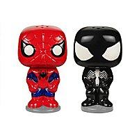 Spider-man - Salz- und Pfefferstreuer Spider-Man & Venom POP! Home